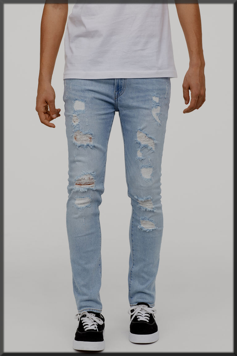 latest denim jeans for men