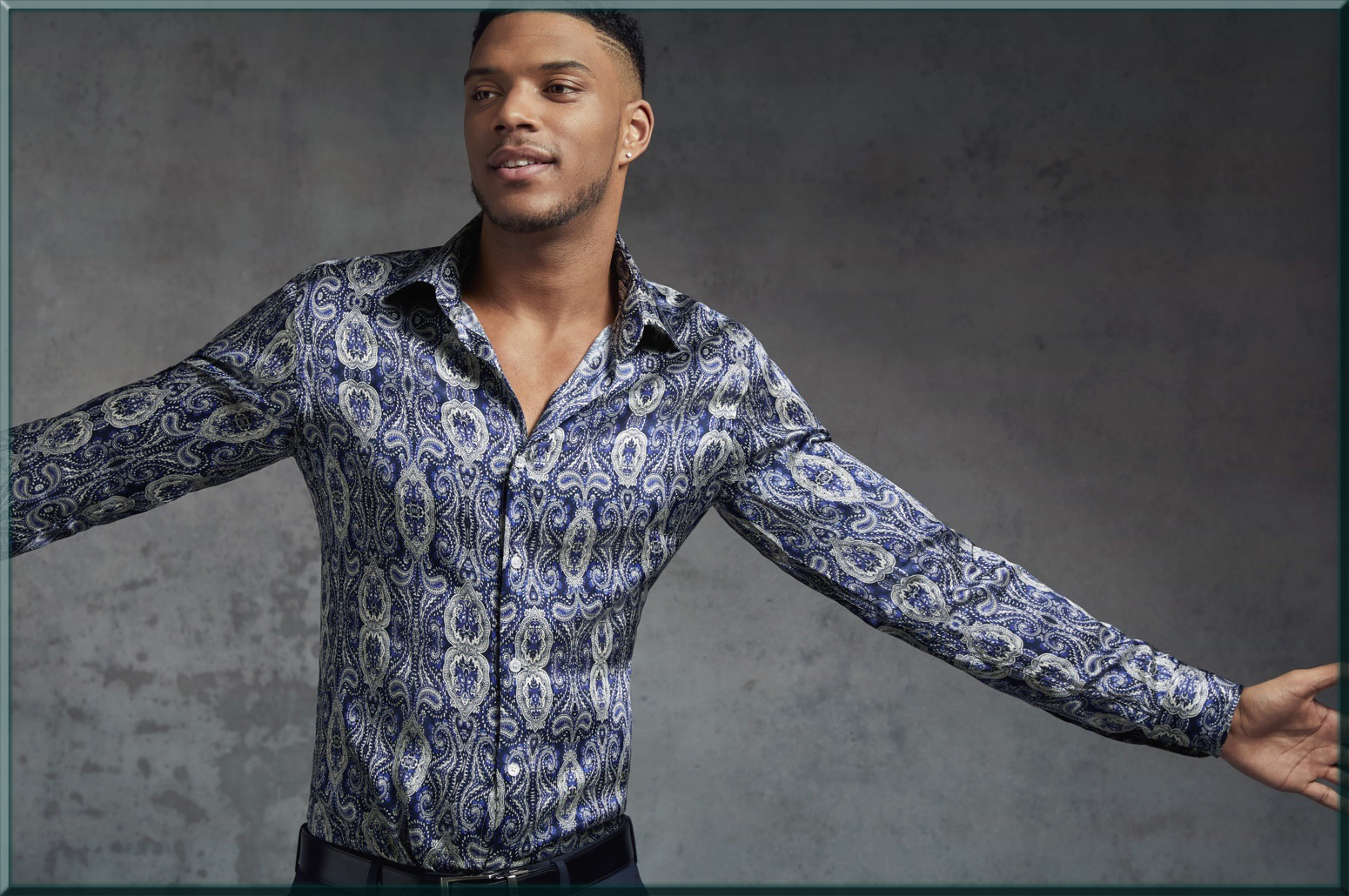 latest silk shirts for mens
