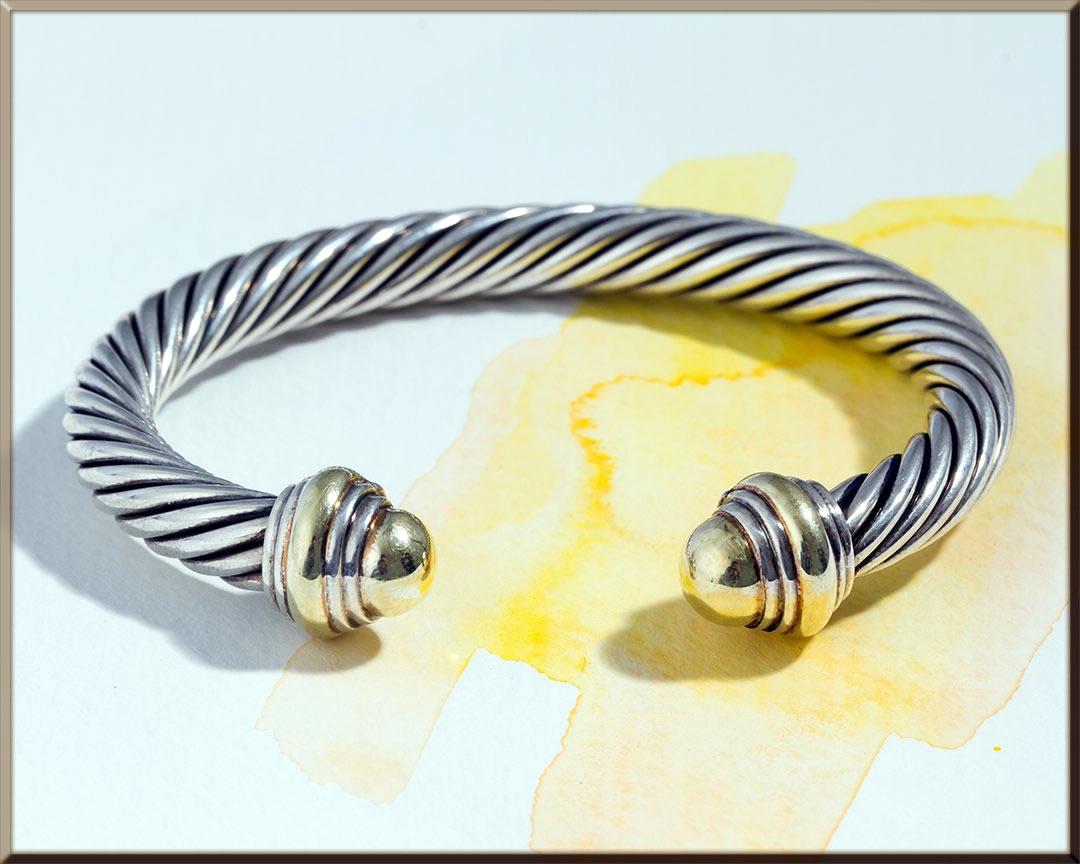 latest silver cuff bracelet