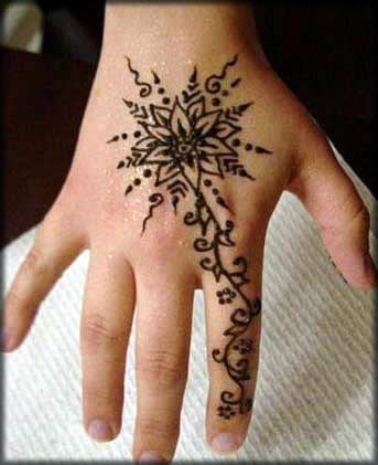 stunning mehndi designs collection for kids