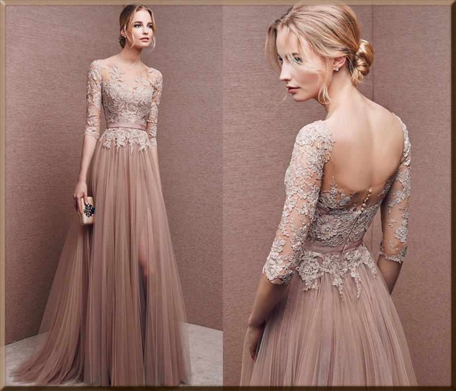 luxury brown valentains dress idea for girls