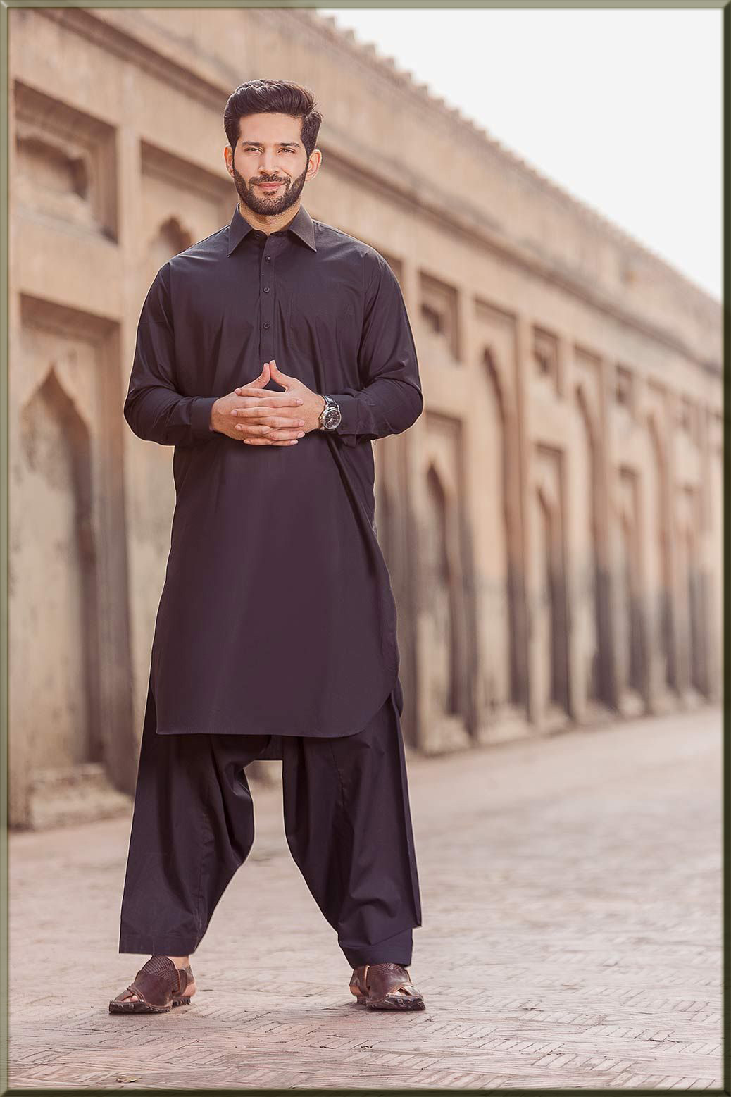 casual wear for men kurta collection