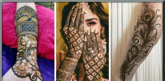 Latest Wedding Mehndi Designs for Everyone Attending the Event
