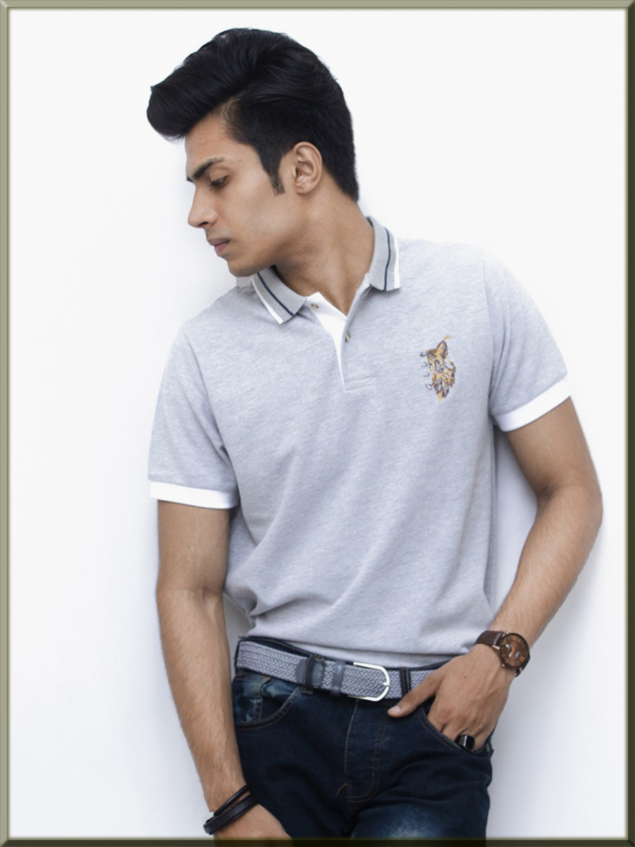 tredny casual wear for men polo shirt collection