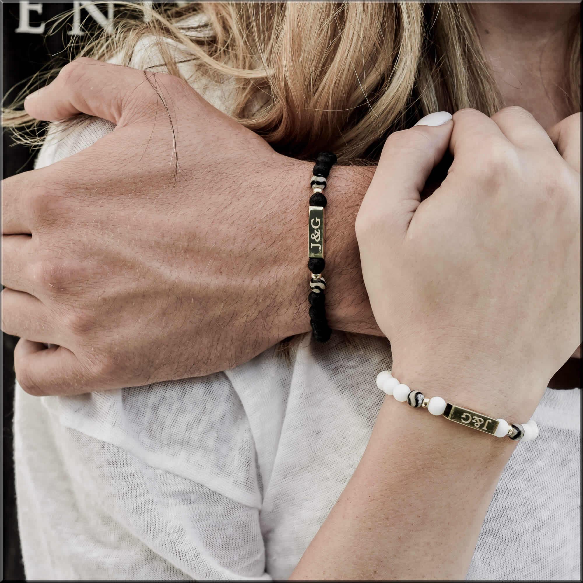 unique couplesbracelets collections