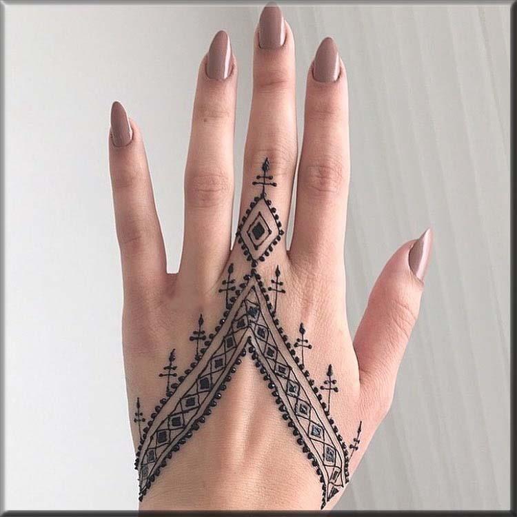 superb mehndi designs for beginners
