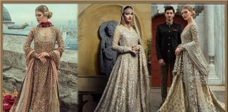 Bridal Walima Dresses Collection For Your Wedding Day