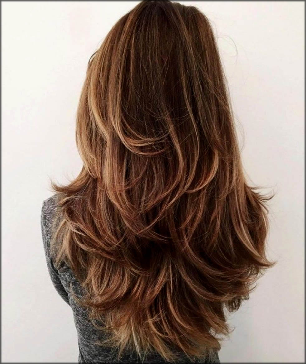 Best Layered Hairstyles For Long Hair