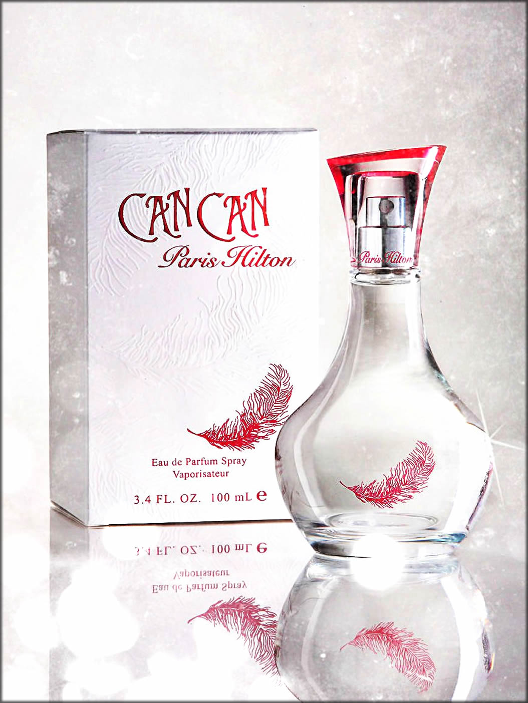 Can Can Paris Hilton Women Best Fragrance