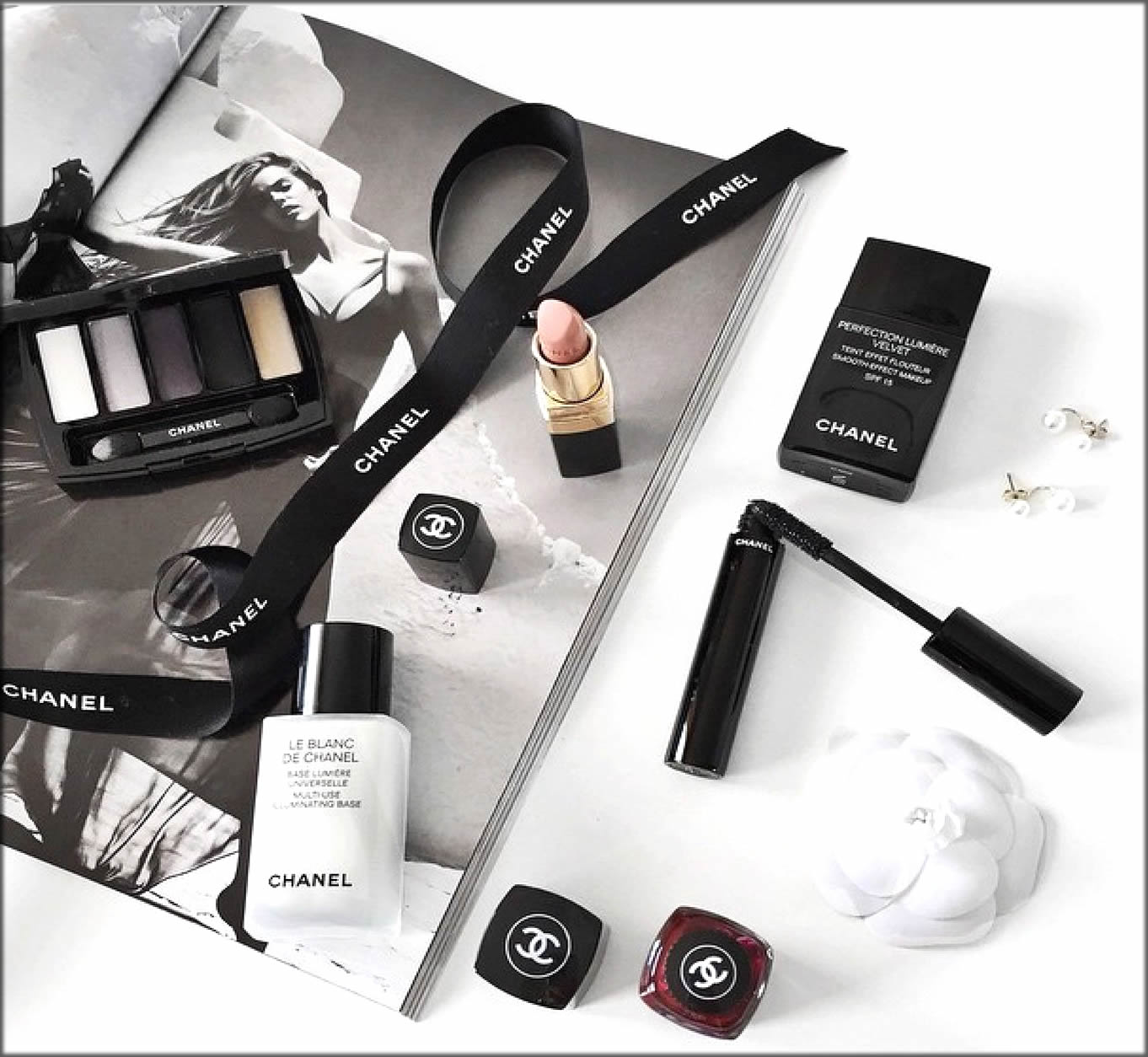 Chanel makeup For Girls