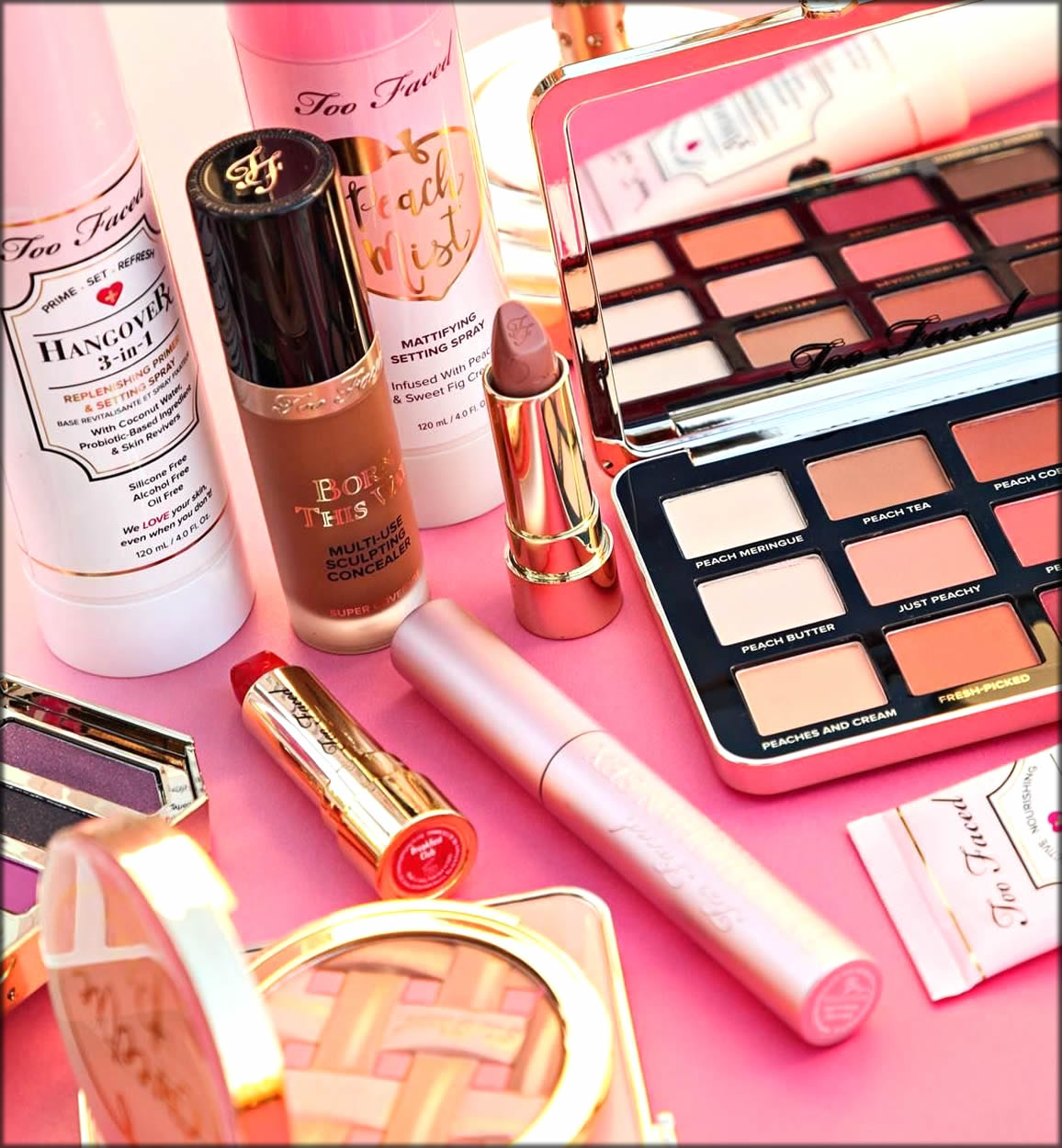 Cosmetics by Too Faced Best Makeup Brands