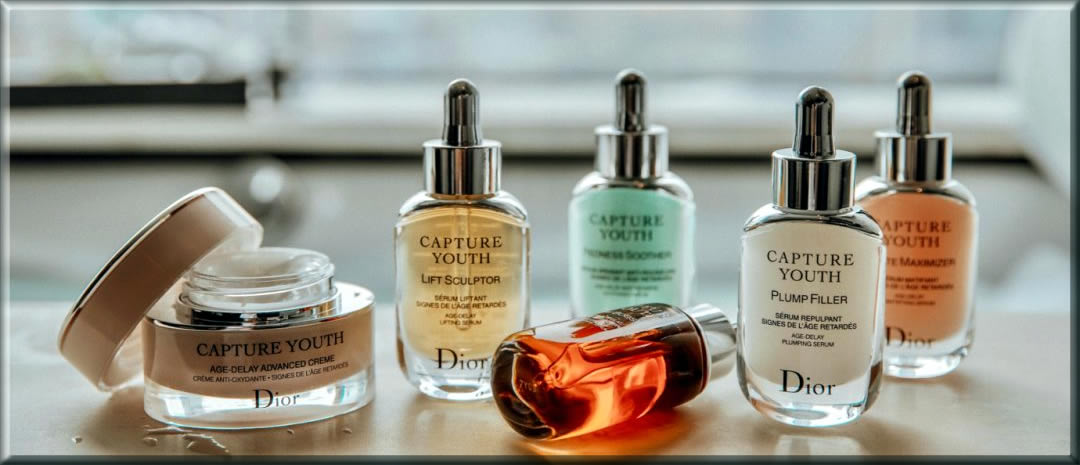 Dior Capture Youth Serums for dark circles