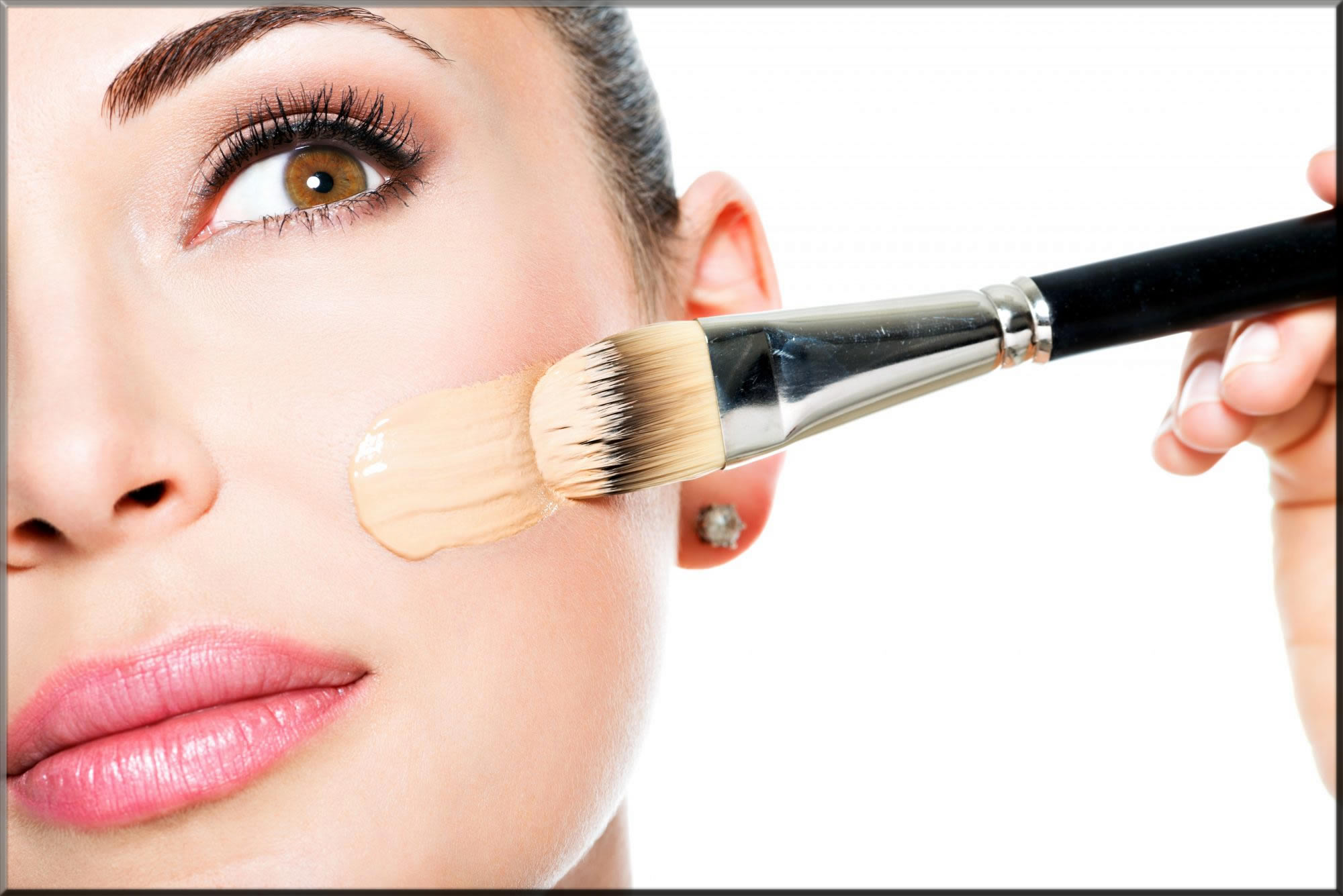 Eid Makeup Ideas Step By Step guide for the foundation blending
