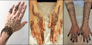 Most Attractive Eid Mehndi Designs You Should Try In 2021