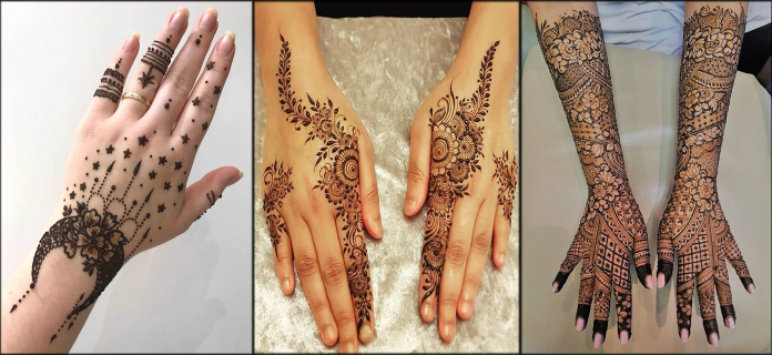 Eid Mehndi Designs Collection With Latest Designs