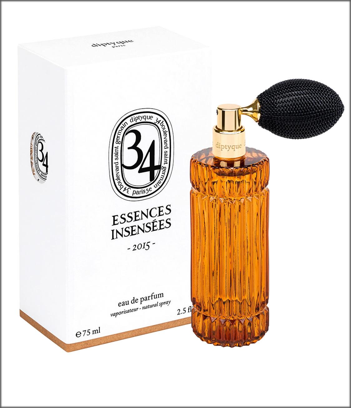 Essences Insensees Best Eau de Parfum Collection