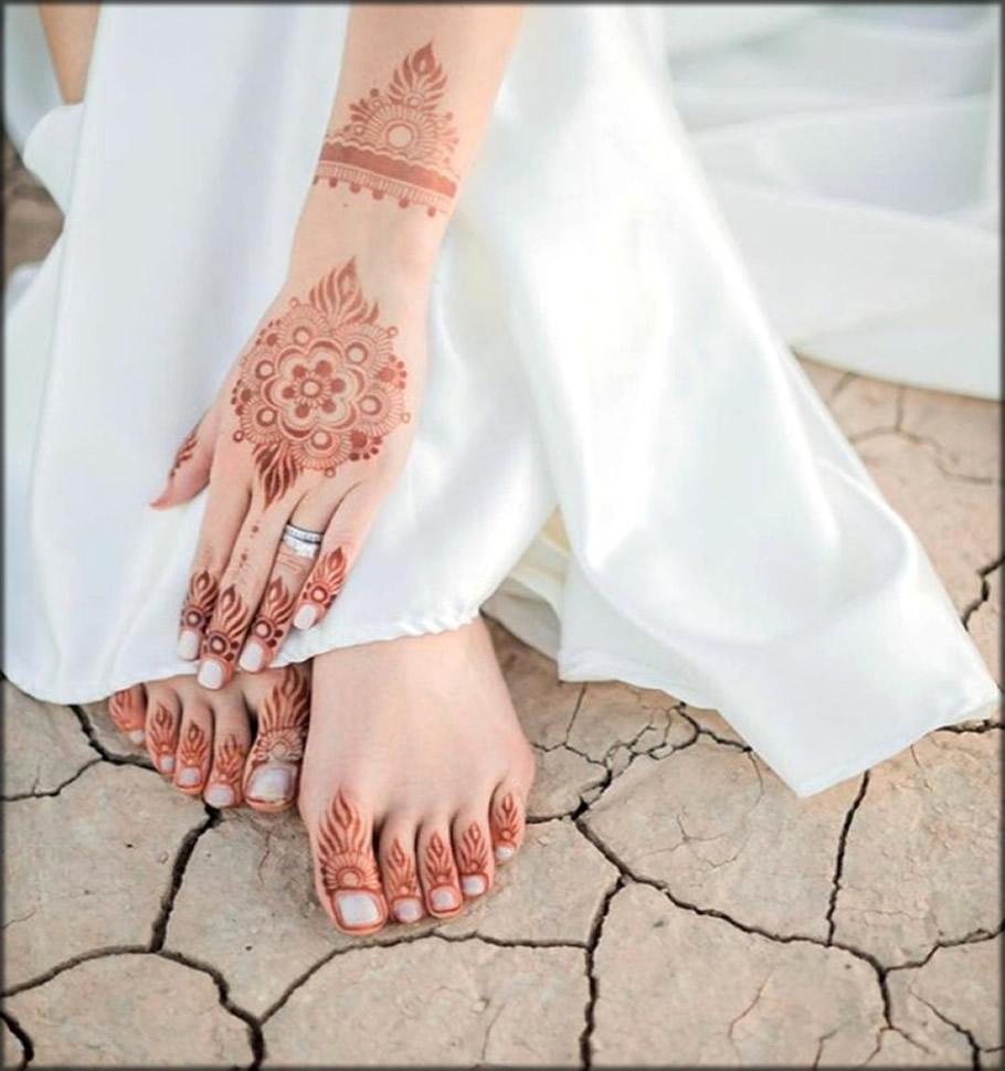 Ever Demanded Eid Mehndi Design