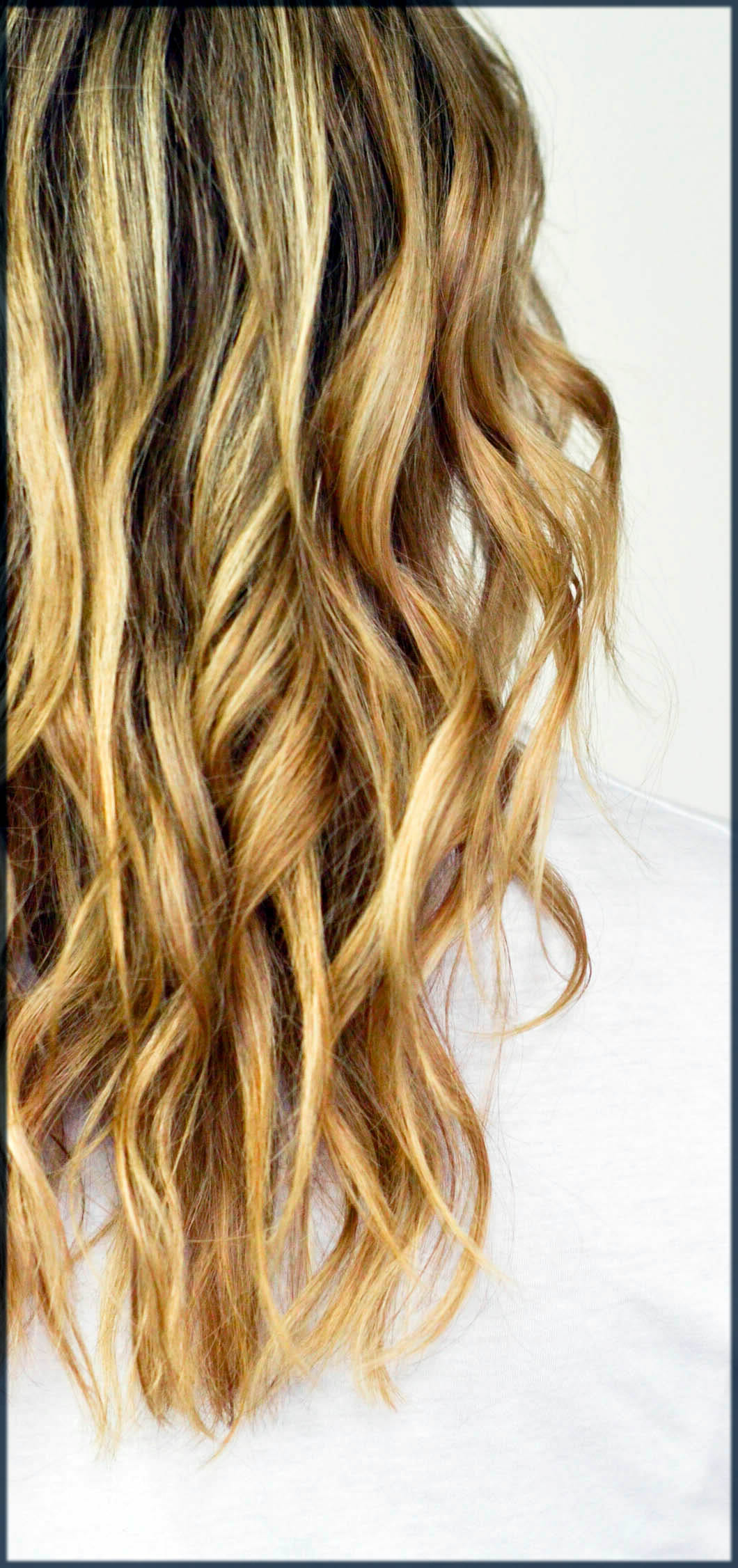 Flat Wrap Hair With a Curling Iron