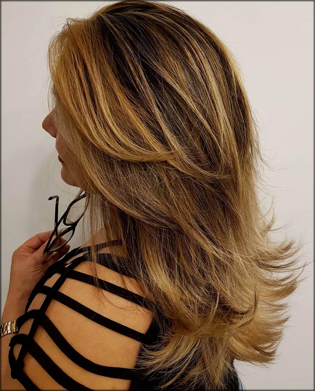 Haircut With Fine Hairs