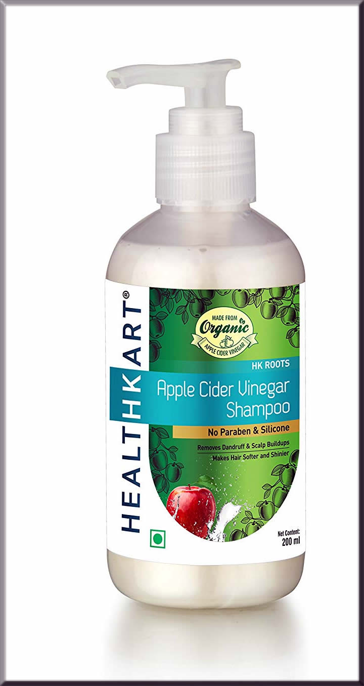 HealthKart Apple Cider Vinegar Shampoo