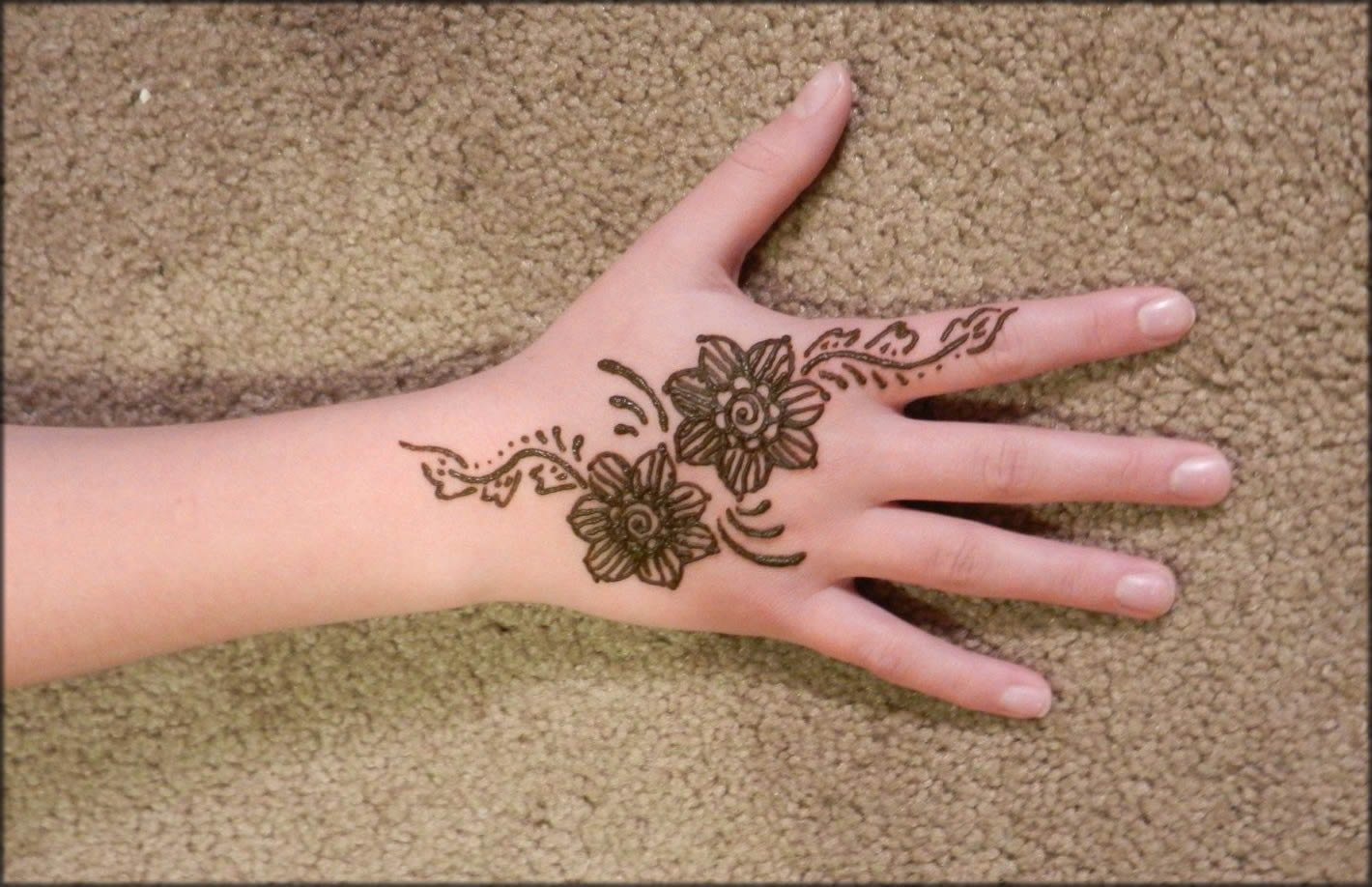 Kids Special Henna Art