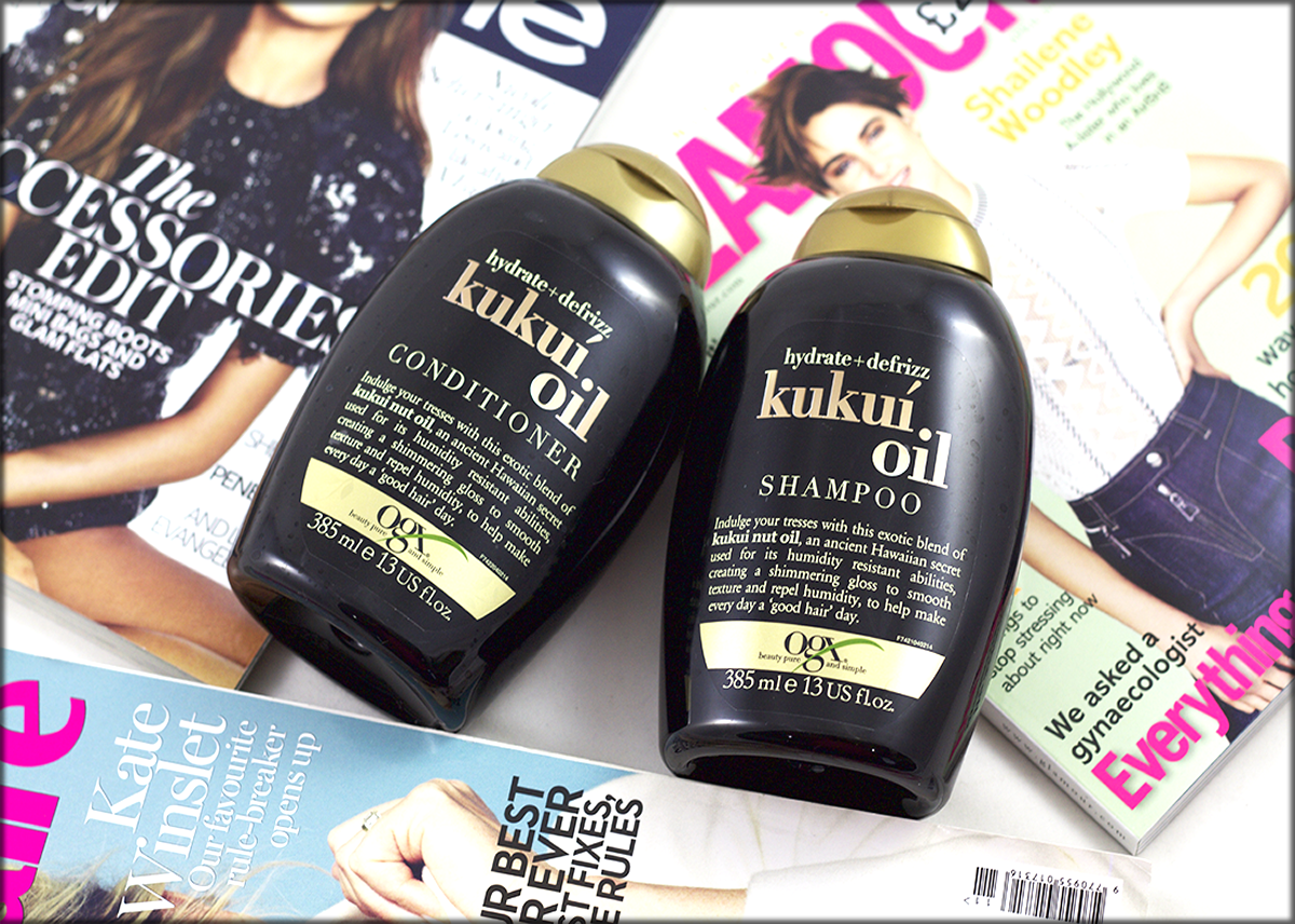 Kukui Oil Conditioner For Dry And Frizzy Hair