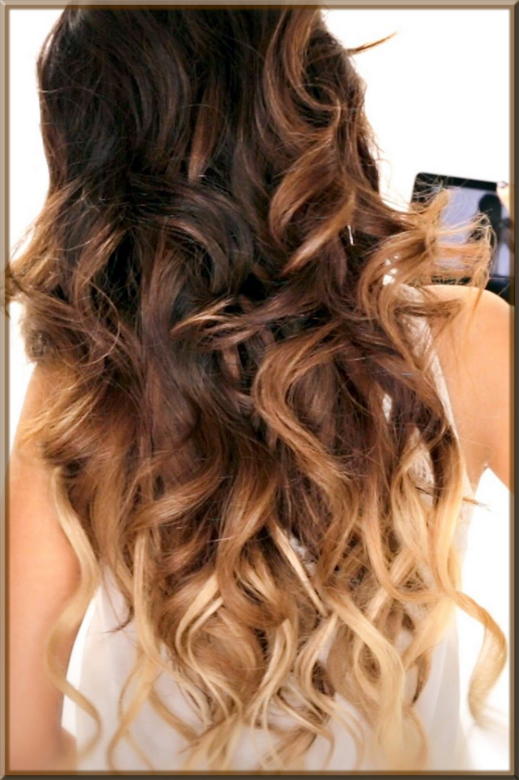 Lazy Curls hairstyles for girls