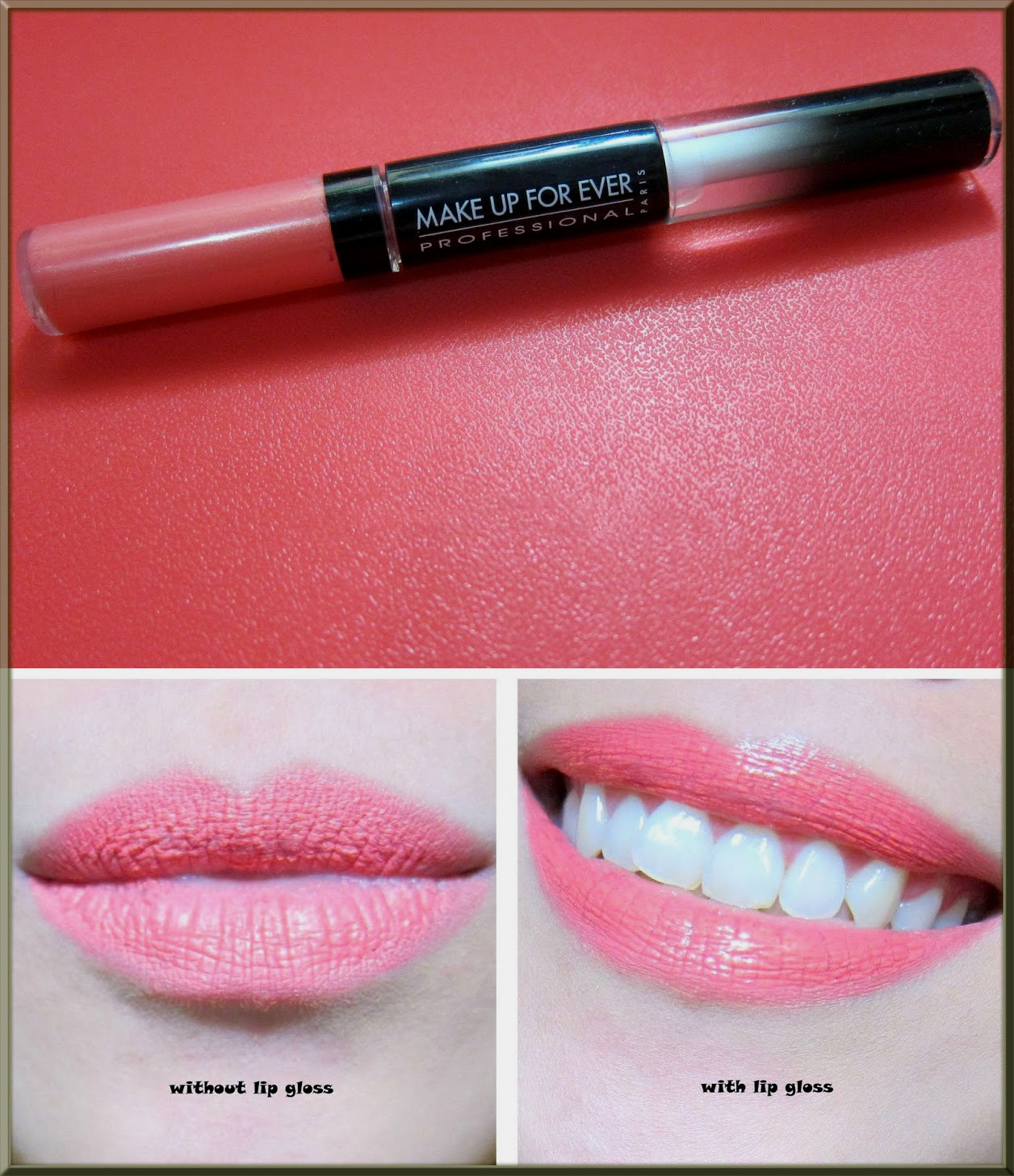 Make Up For Ever the best waterproof lipsticks