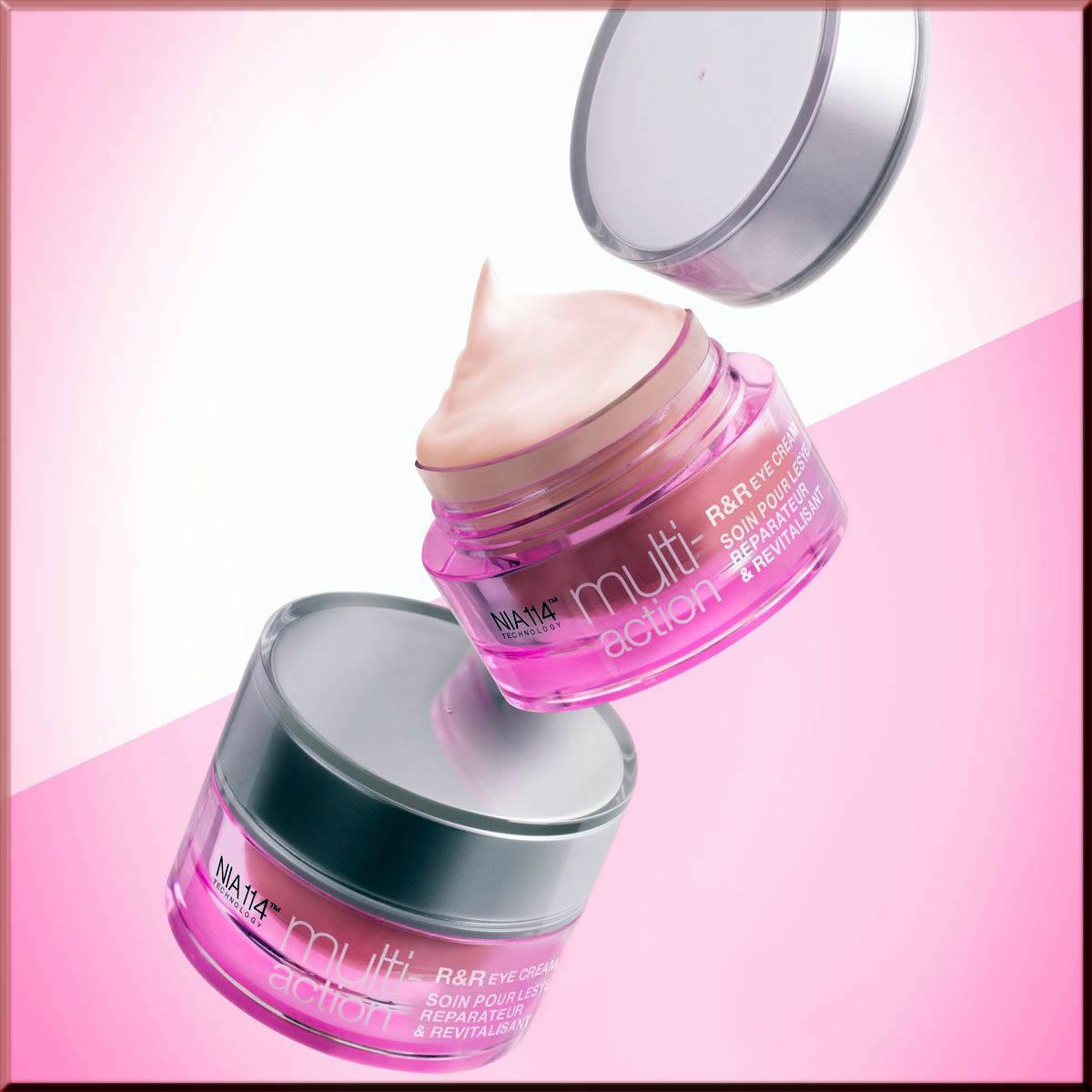 Multi-Action Eye Cream for dark circles