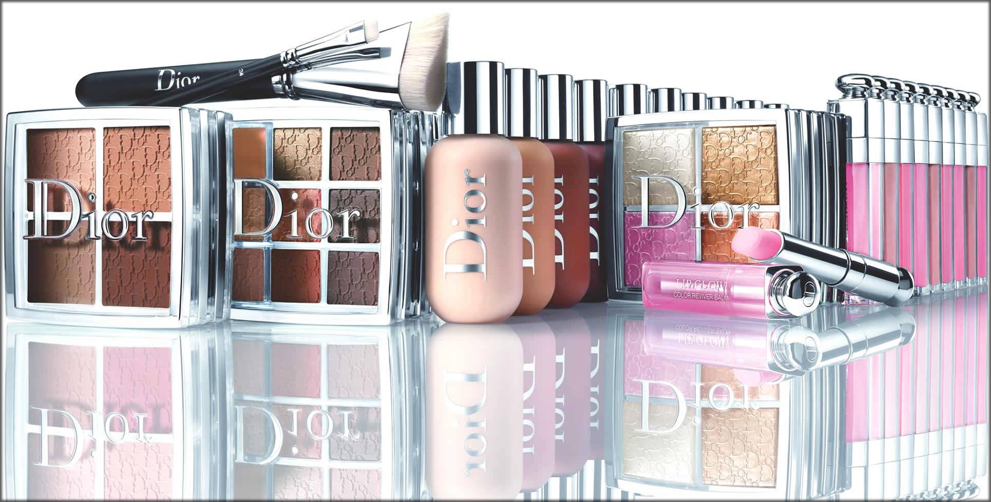 New Dior Backstage Collection