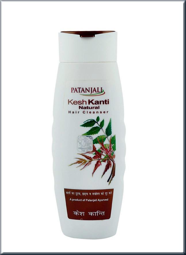 Patanjali Kesh Kanti Natural Hair Cleanser Shampoo