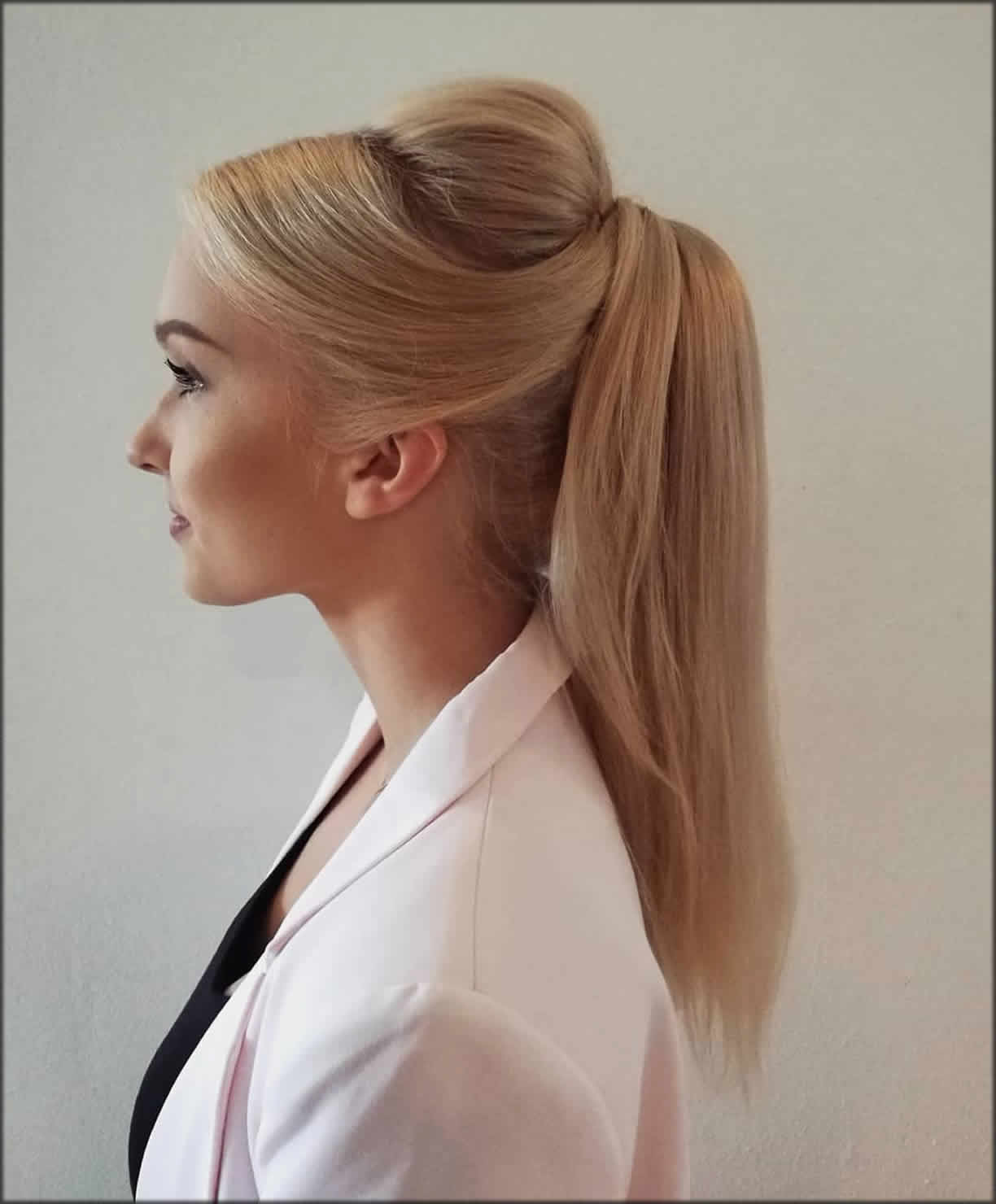 Ponytail For Long Hairs Women Hairstyles For Long Hairs