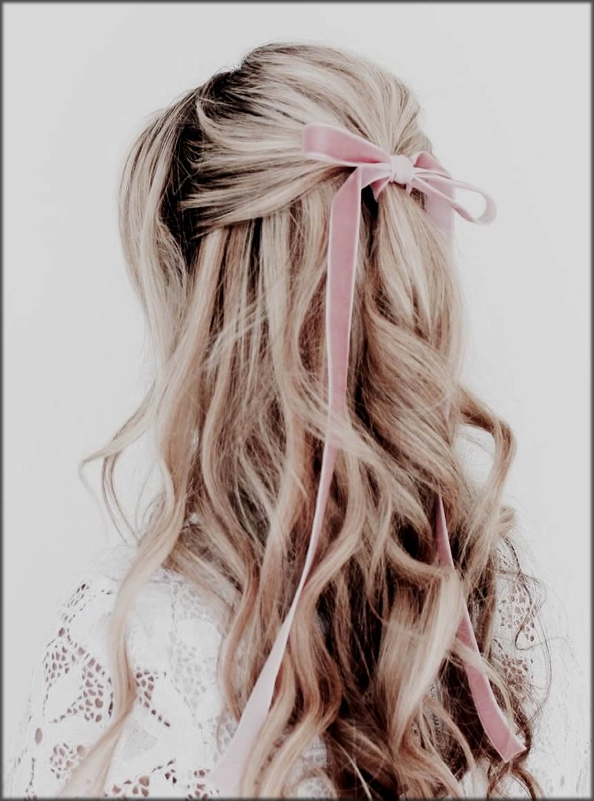 Protect Your Hairs With Bow