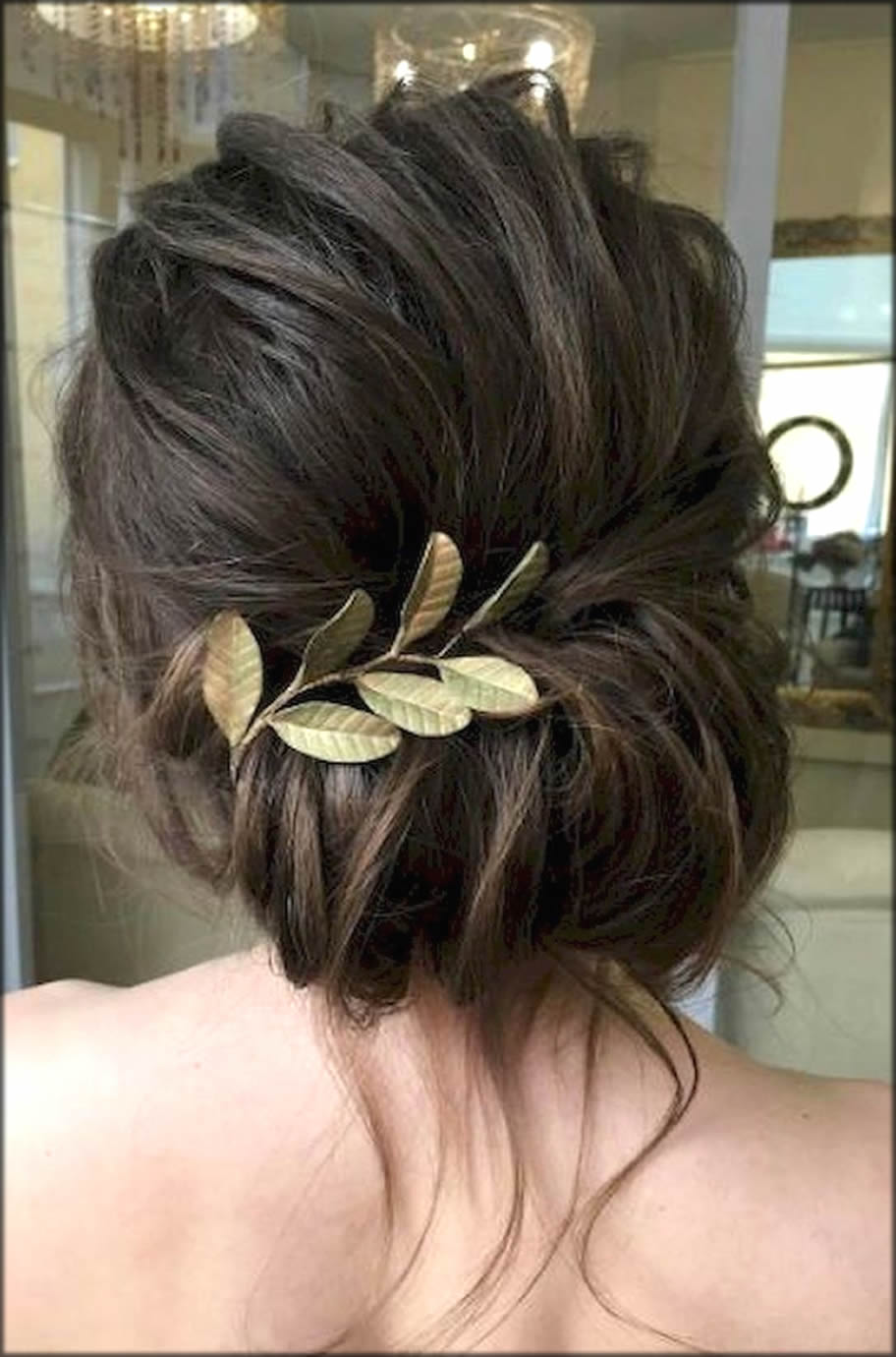 Protect Your Long Hairs With Bun