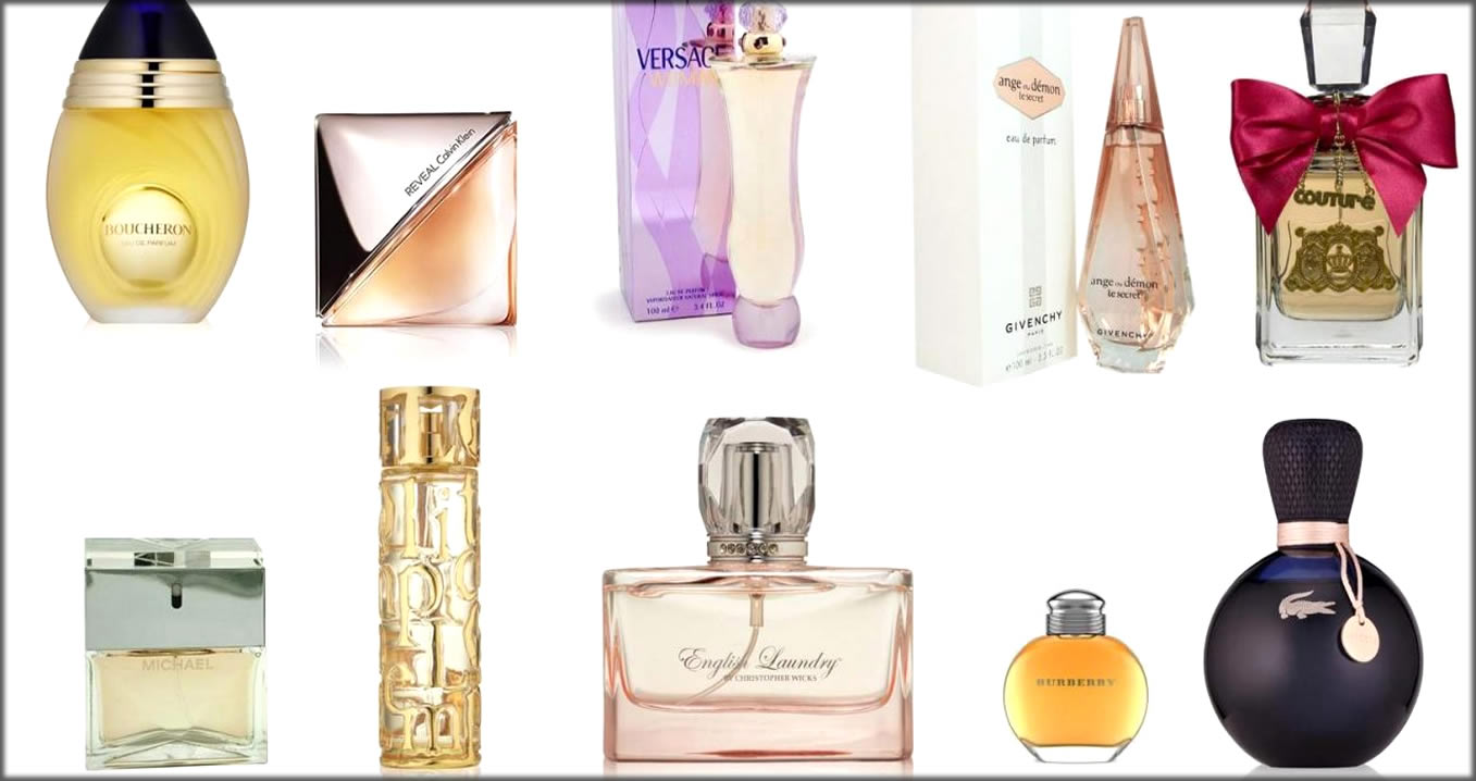Seductive And Lovely Perfumes for Women