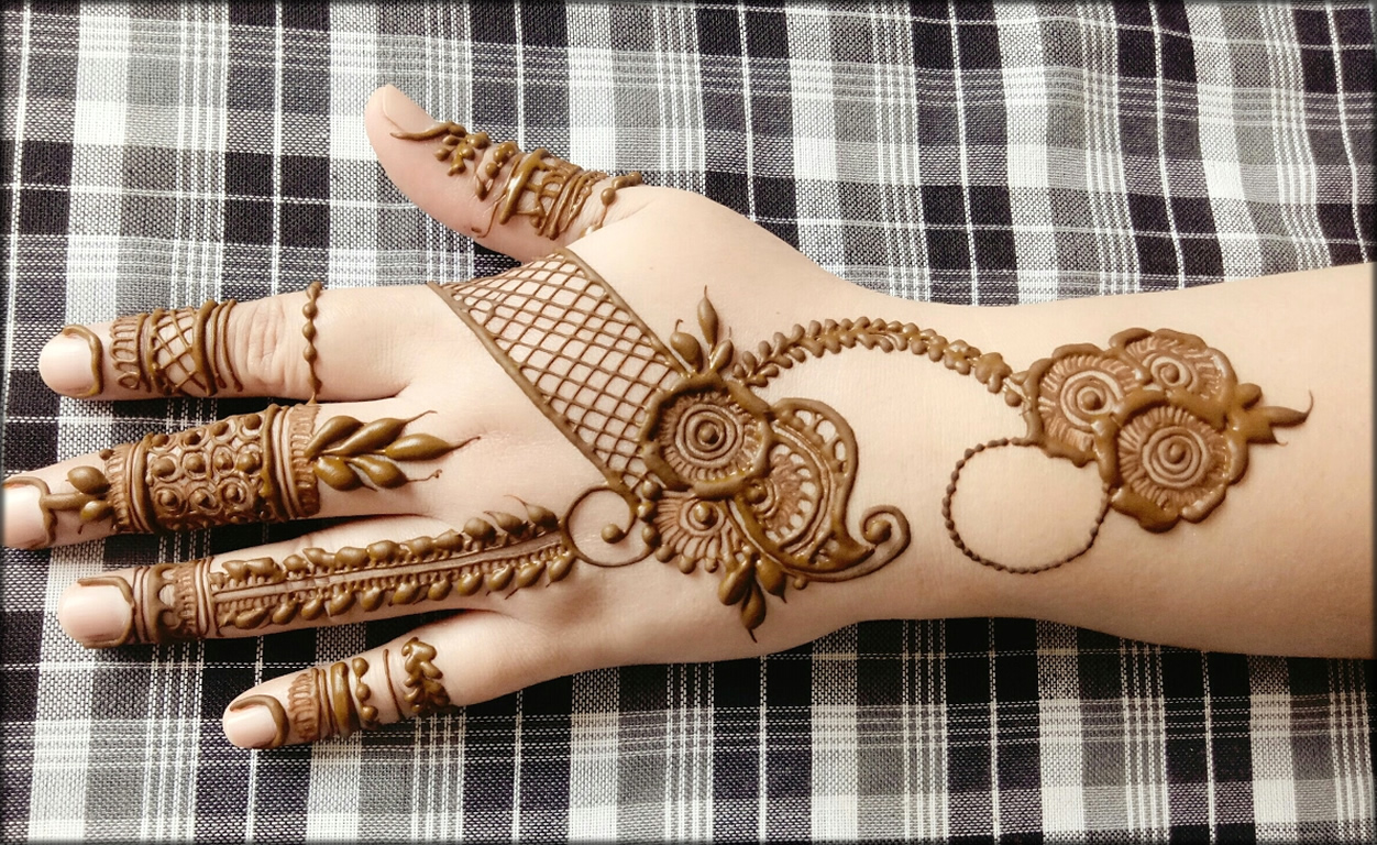 Special Mehndi Designs For Your Eid