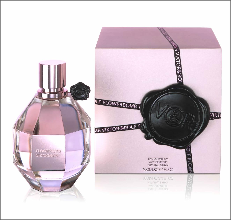 Viktor And Rolf Flowerbomb Parfum
