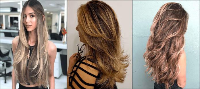 Women Hairstyles For Long Hairs According To Trend