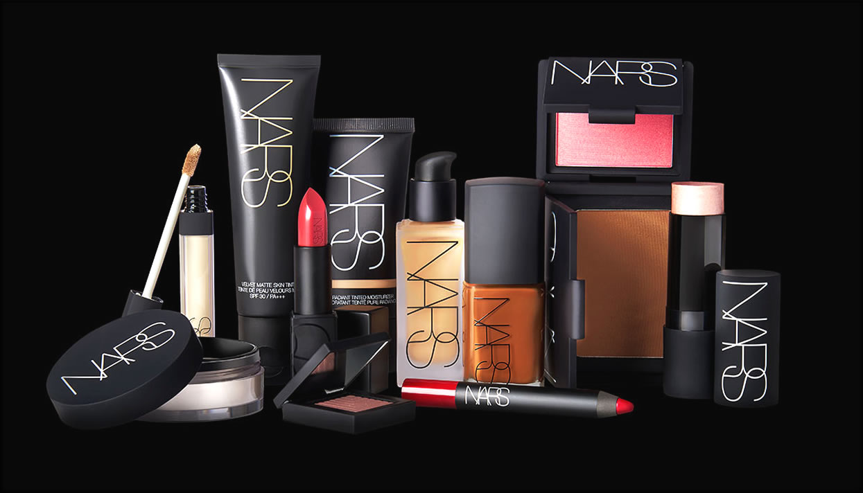 World Top Cosmetic Brand Is NARS Cosmetics