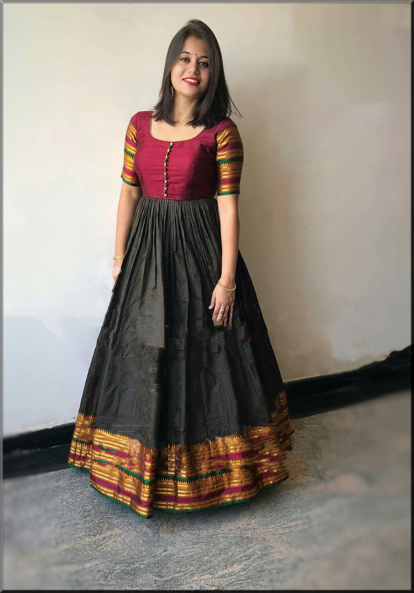 alluring indian anarkali suits