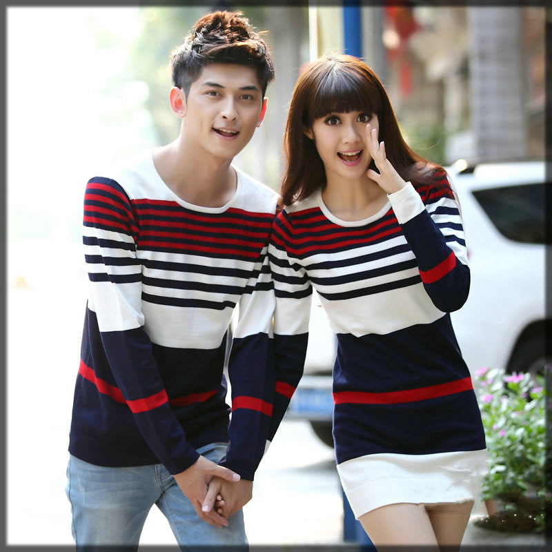 alluring shirts for couples for Valentine's
