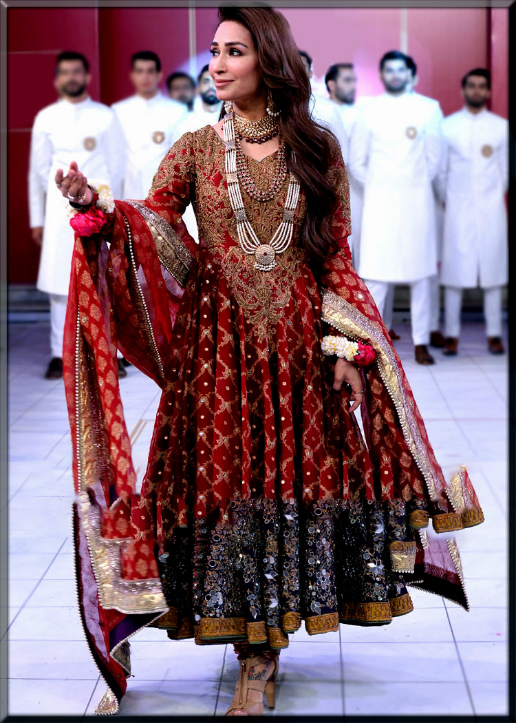 beautiful anarkali frocks for youngest