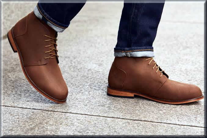 chukas Business Casual shoes for men
