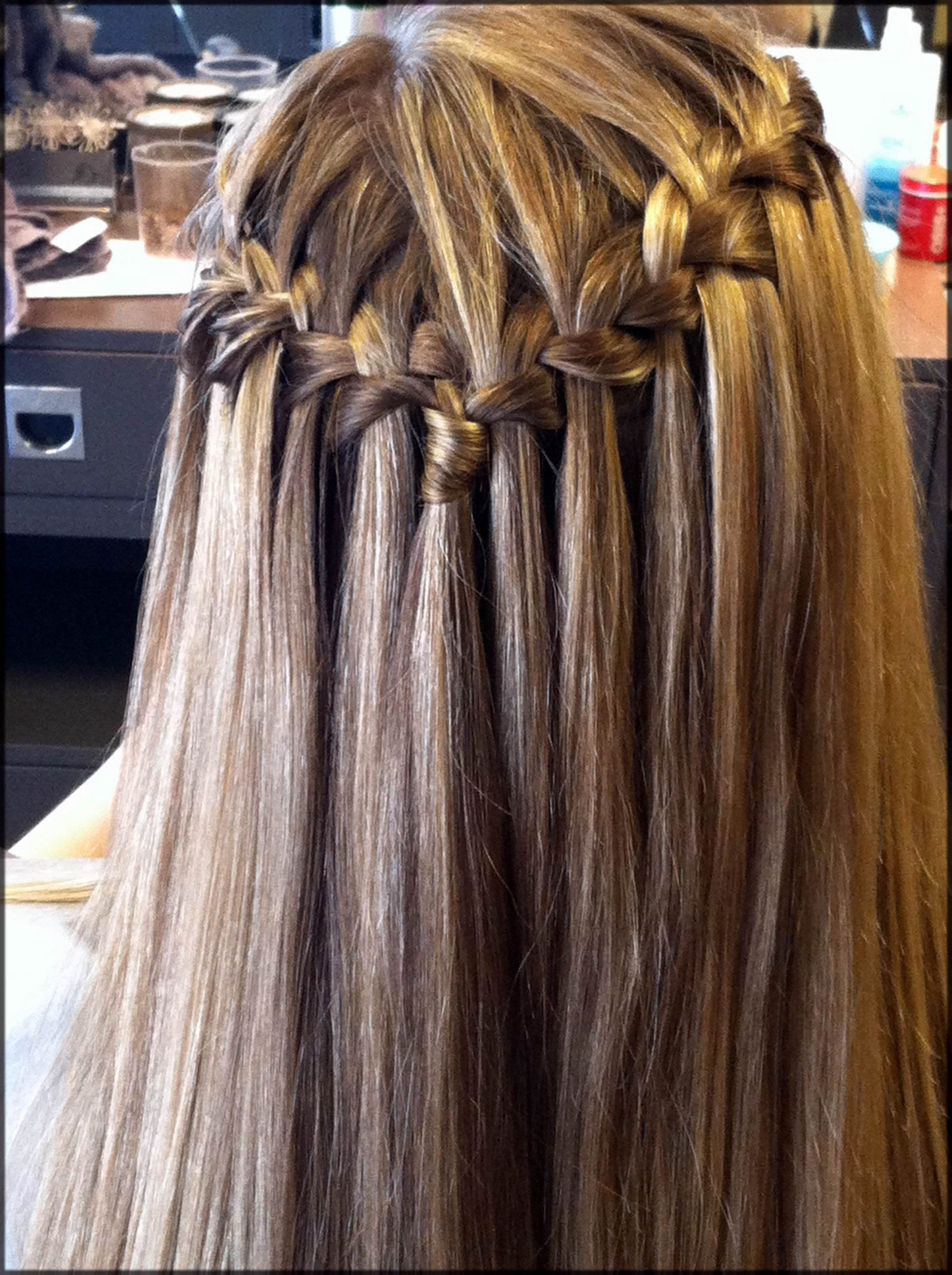 classy eid hairstyles for girls 2020