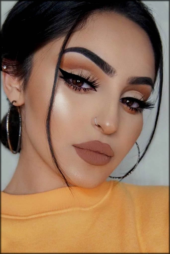 classy eid makeup guides step by step