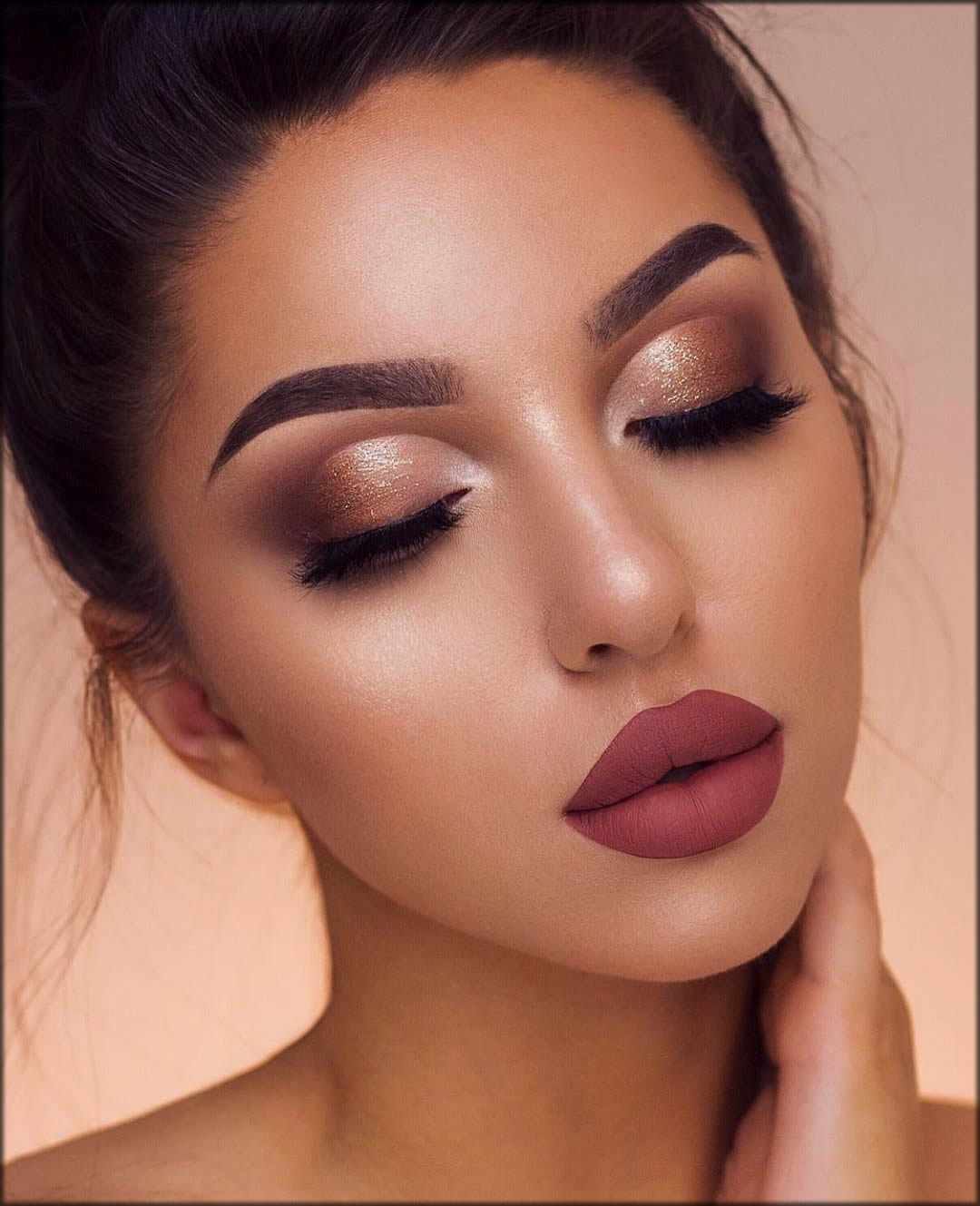 classy eid makeup ideas
