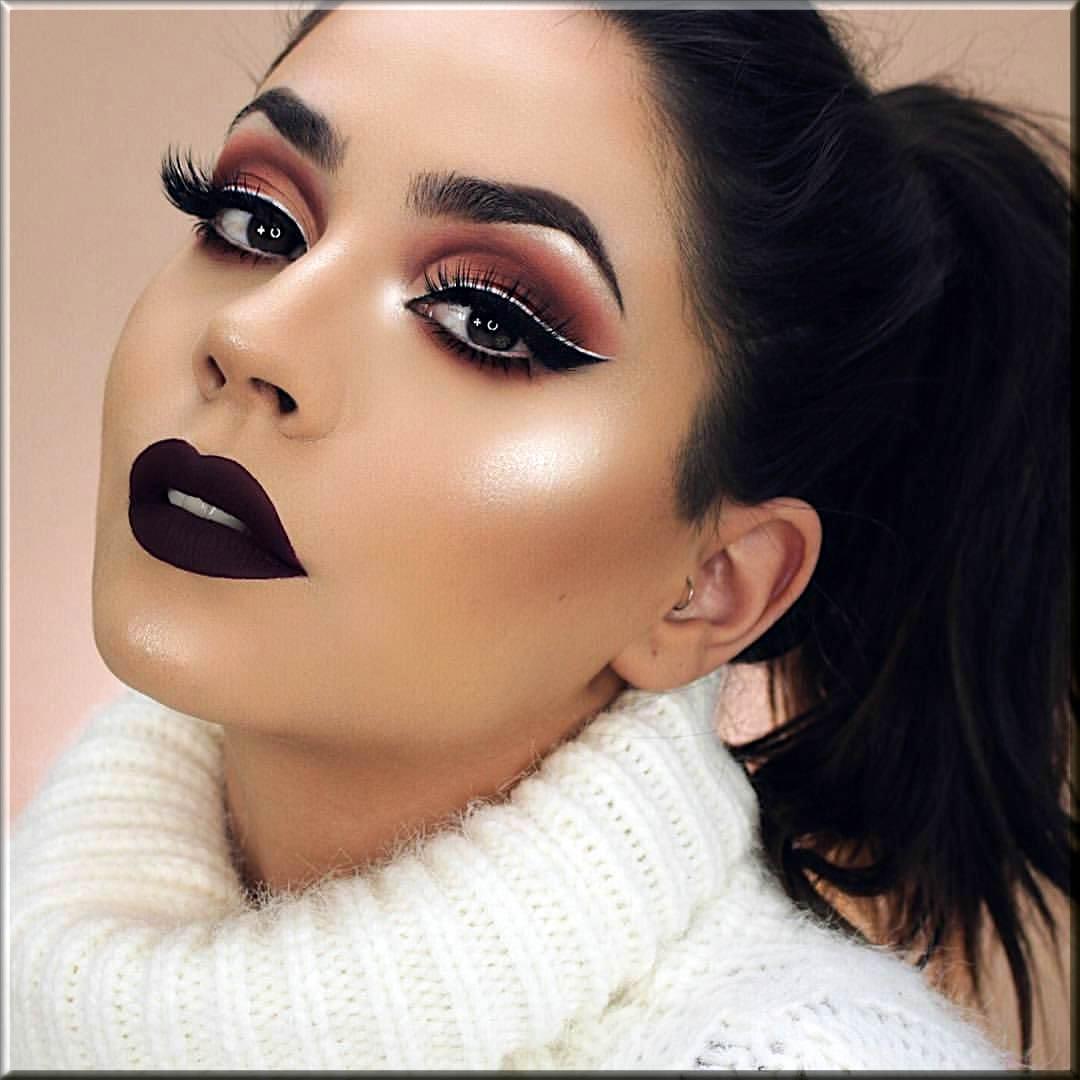 dark makeup ideas