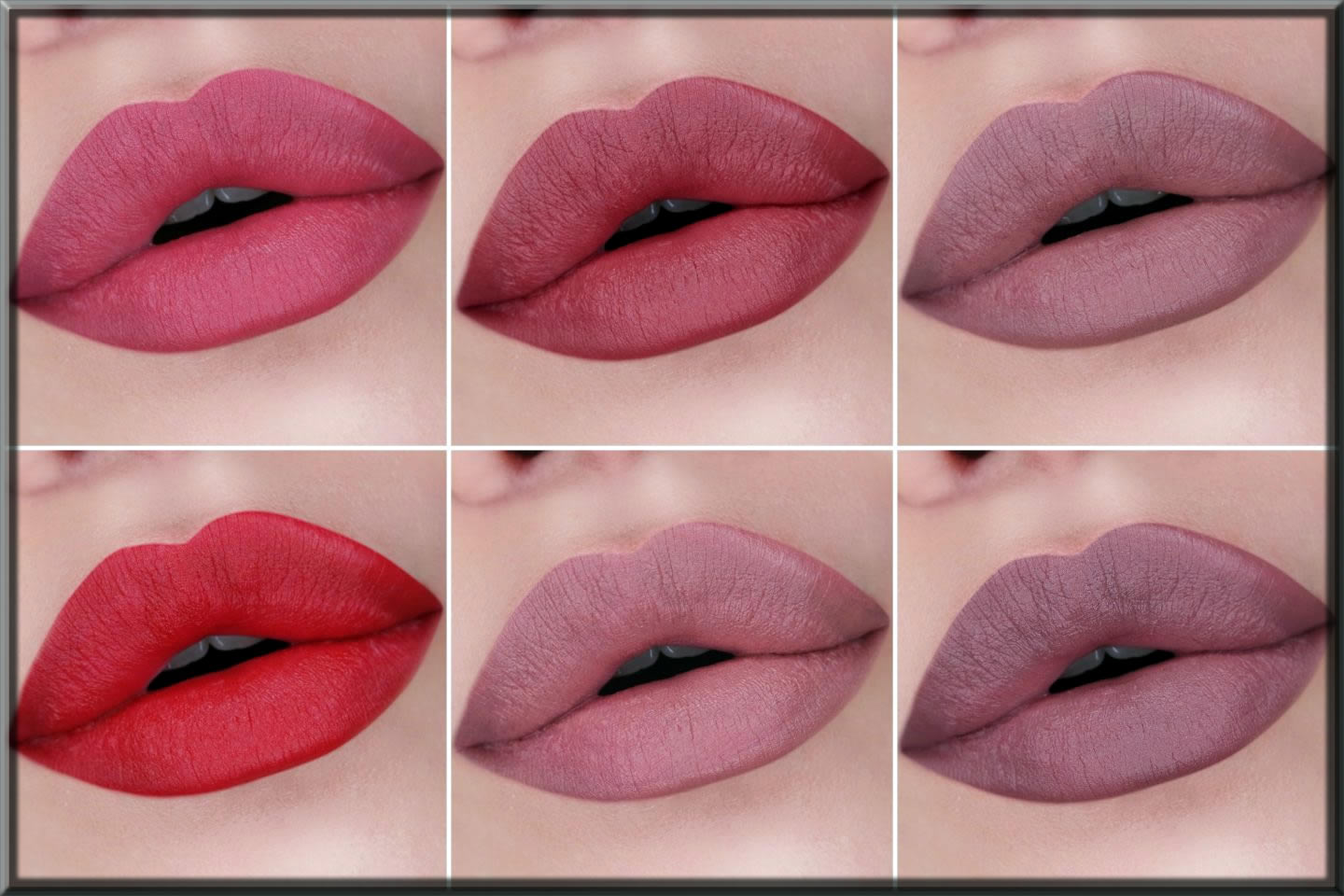 different alluring lipsticks shades for the eid
