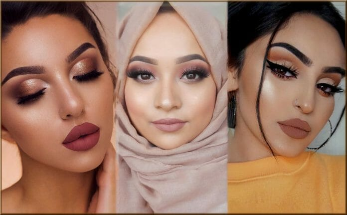 eid makeup ideas for girls