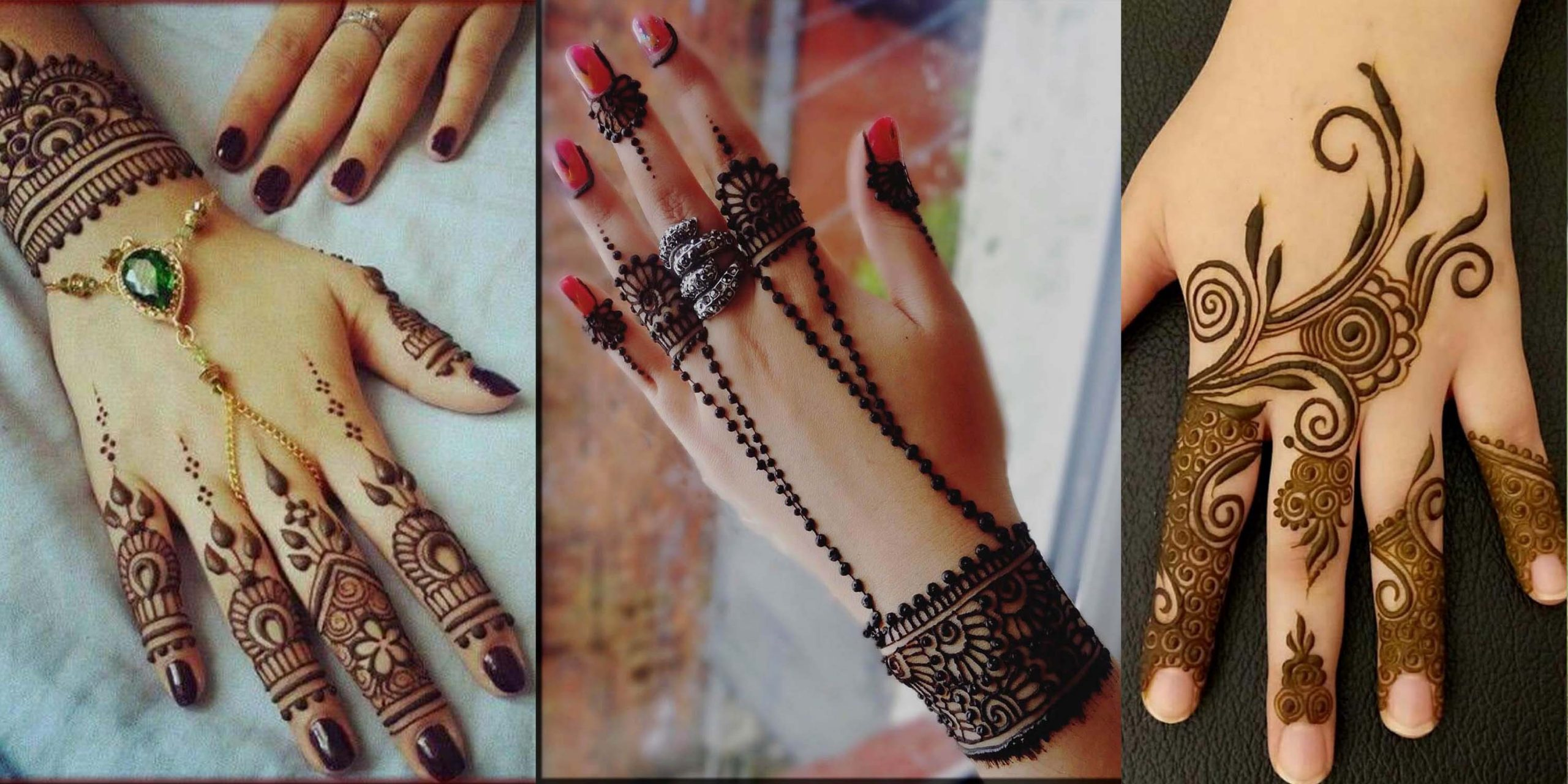 Trending Mehndi Designs 50 Latest Henna Tattoo Ideas For 2018: 26 Stunning Finger Mehndi Designs Trending In 2020